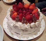 12月16日(土)19:00 お料理婚カツ オリジナルクリスマスケーキ作り編 In岸和田 浪切ホール